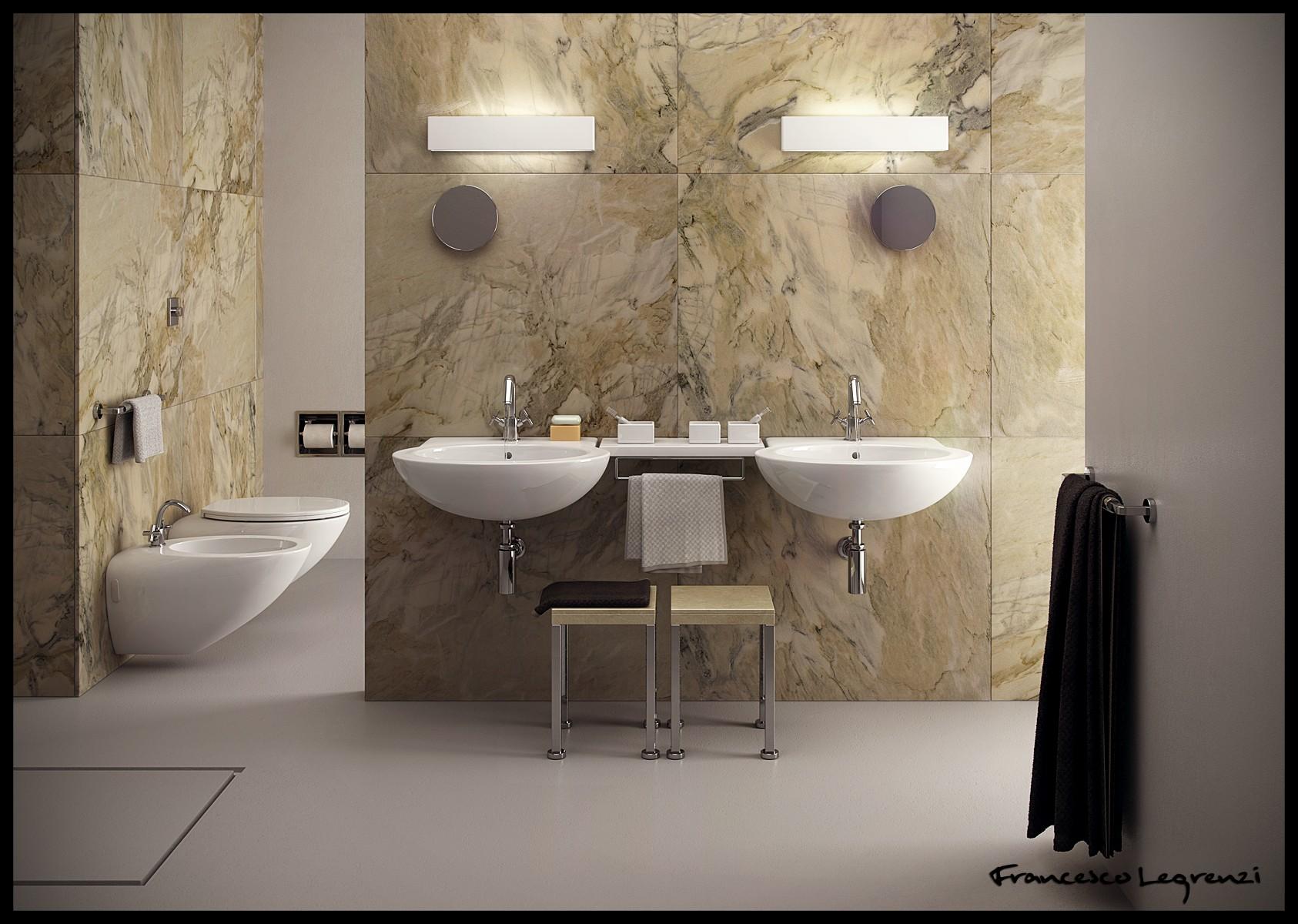 [ INTERIOR ]   Bathroom