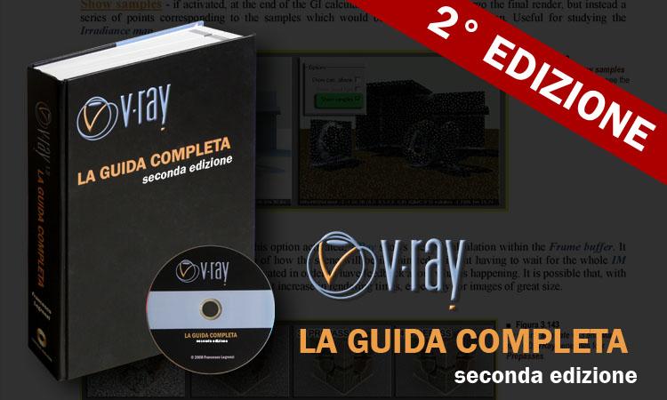 Read more about the article VRay 1.5: LA GUIDA COMPLETA – seconda edizione