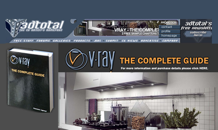 Read more about the article VRay: LA GUIDA COMPLETA – Sponsor 3DTotal