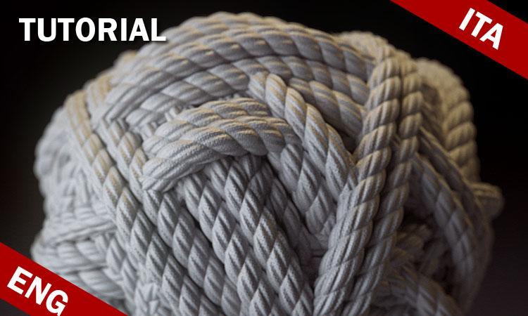 Read more about the article Tutorial – Palla di corde