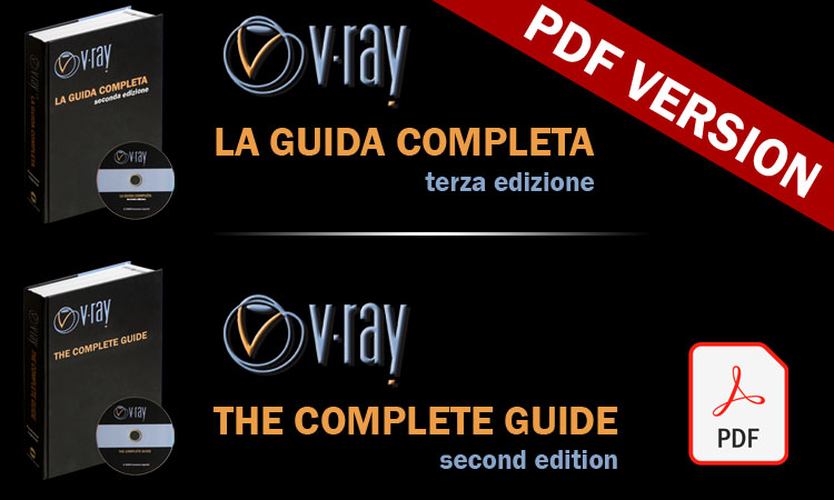 VRay: THE COMPLETE GUIDE – PDF version
