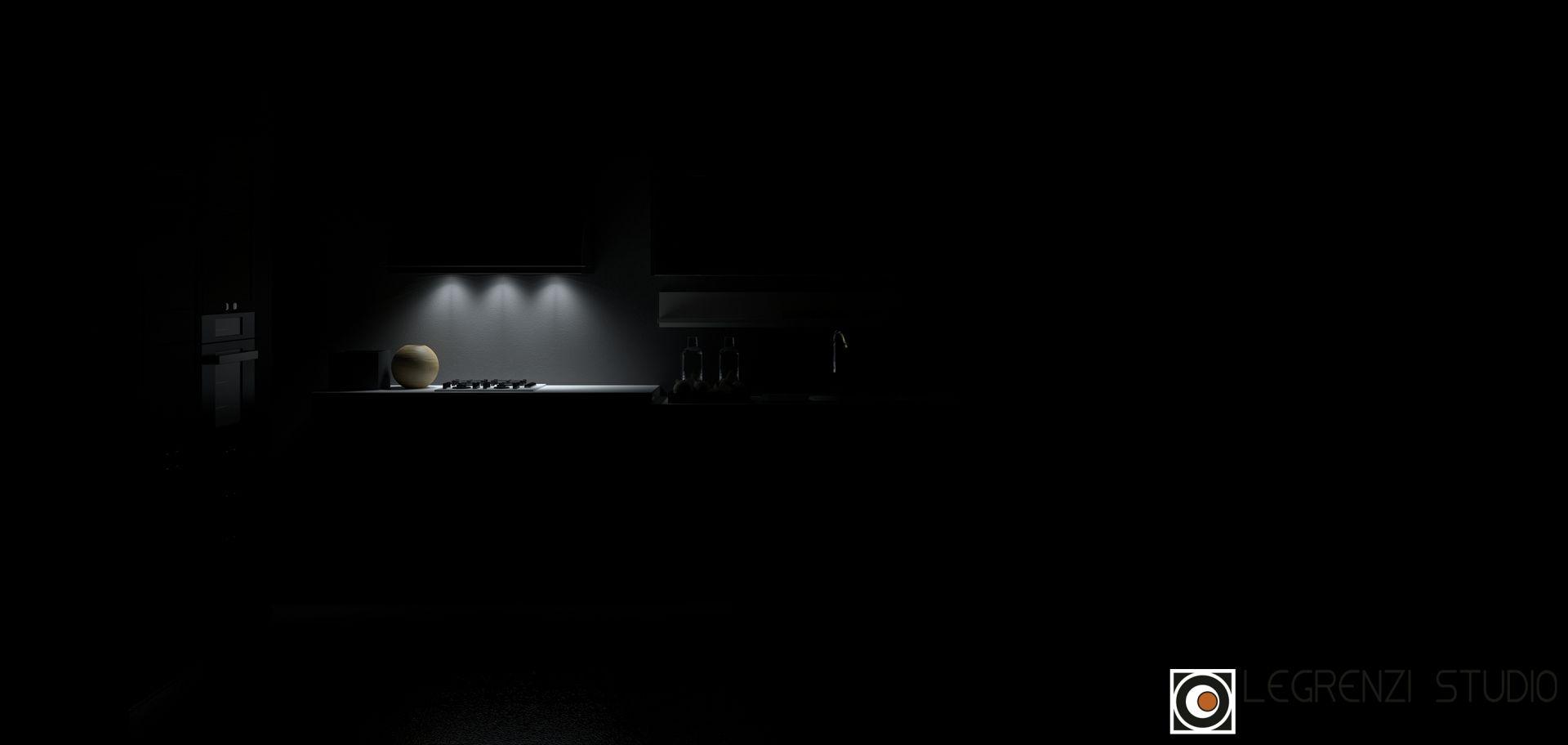 Modern_Kitchen_LUCE_Faretti
