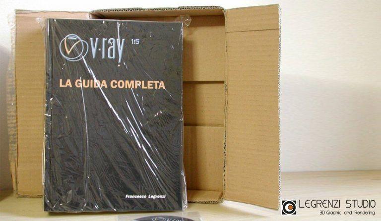 VRay: LA GUIDA COMPLETA - Foto Scatola 2