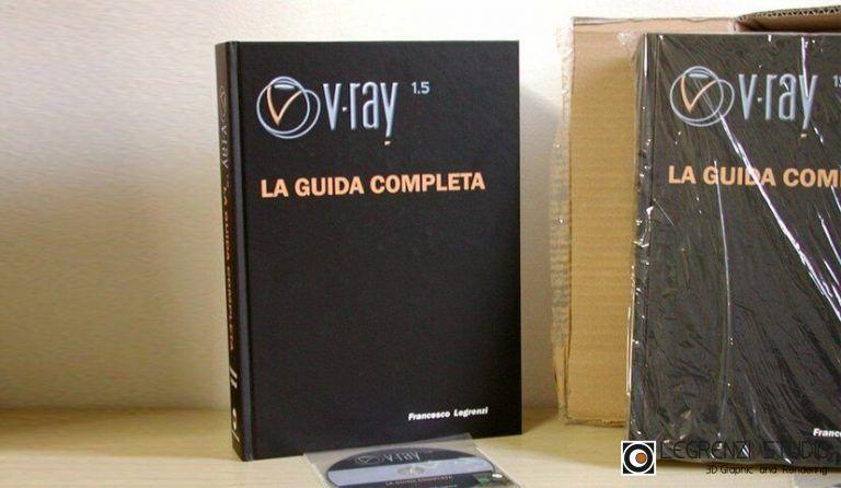 VRay: LA GUIDA COMPLETA - Foto Scatola 1
