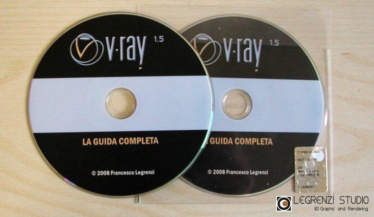 VRay: LA GUIDA COMPLETA - Foto CD