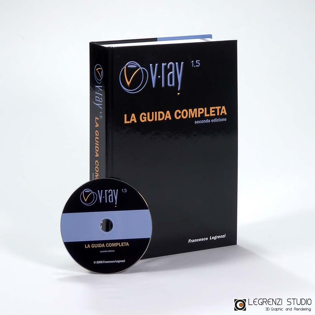 V-Ray corso libri