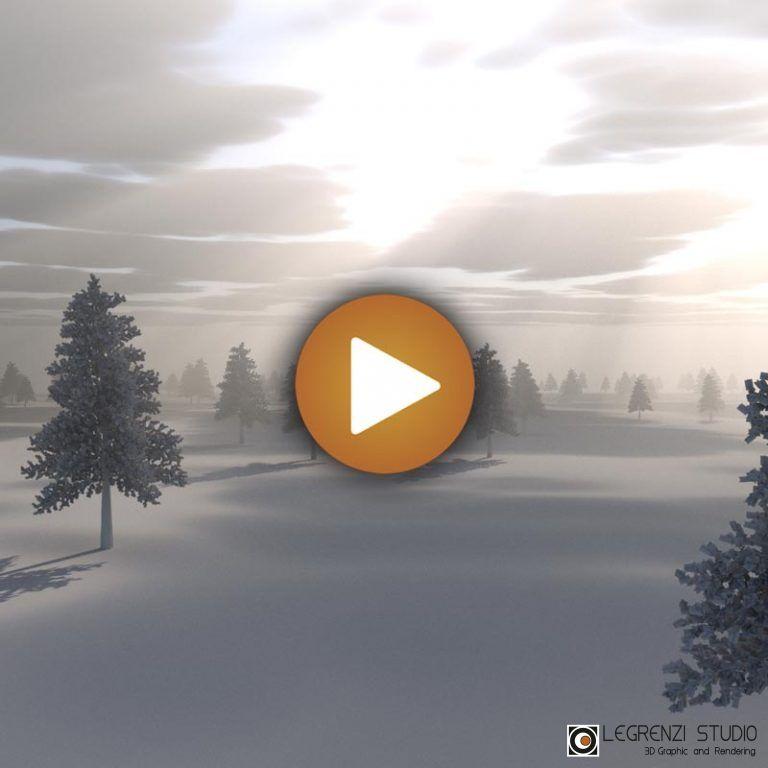 Corona: LA GUIDA COMPLETA - Ch09_Video_003_Slider_2D_Clouds