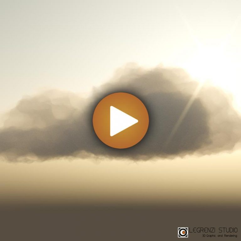 Corona: LA GUIDA COMPLETA - Ch09_Video_004_Slider_3D_Clouds