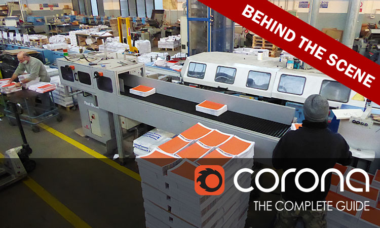 Corona: THE COMPLETE GUIDE – Behind the scene