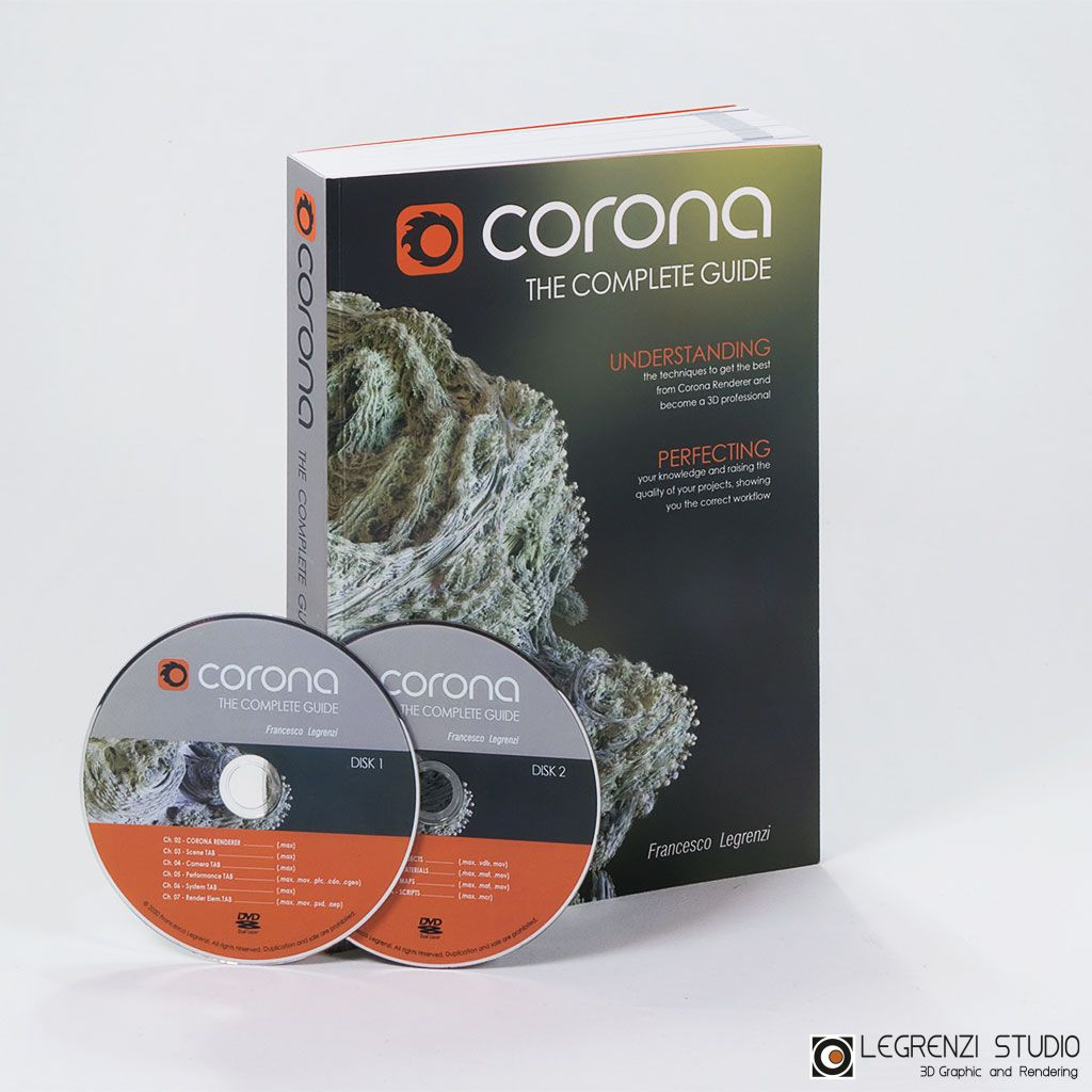 Corona Renderer course book
