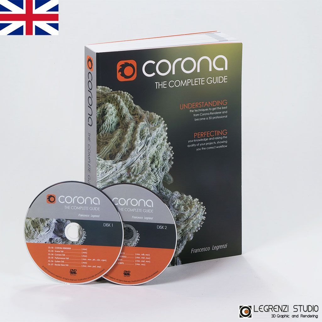 Corona: THE COMPLETE GUIDE - DVD - Front