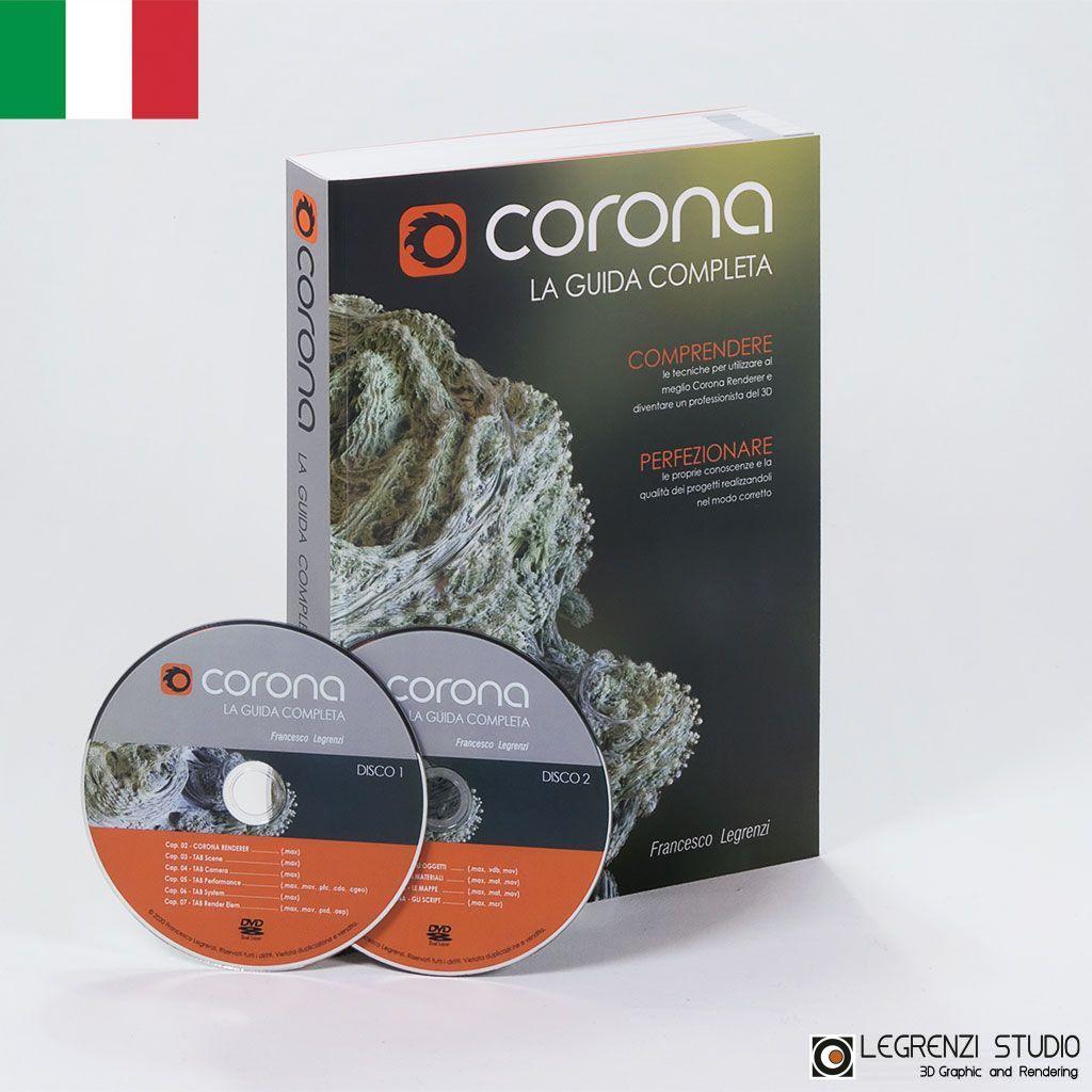 Corona: LA GUIDA COMPLETA - DVD - Fronte