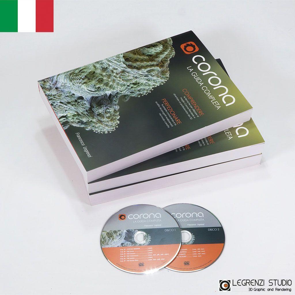 Corona: LA GUIDA COMPLETA - DVD - Alto