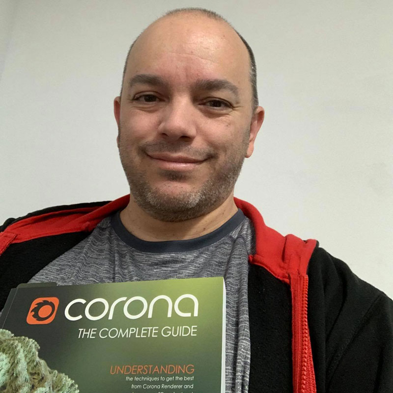 Corona Renderer: LA GUIDA COMPLETA - testimonianze 02