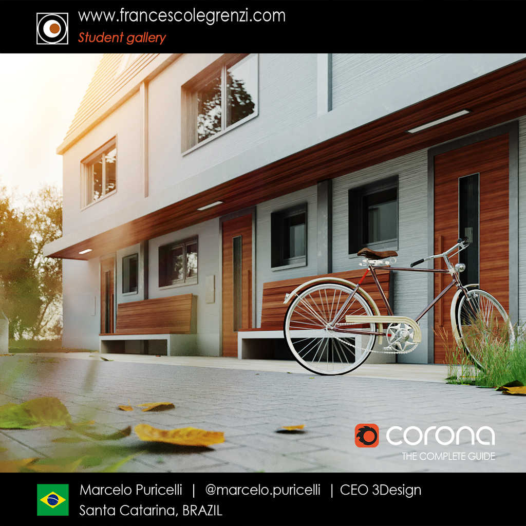 Corona THE COMPLETE GUIDE - Student Marcelo - Render 01