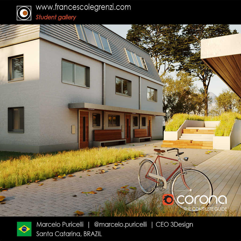 Corona THE COMPLETE GUIDE - Student Marcelo - Render 04