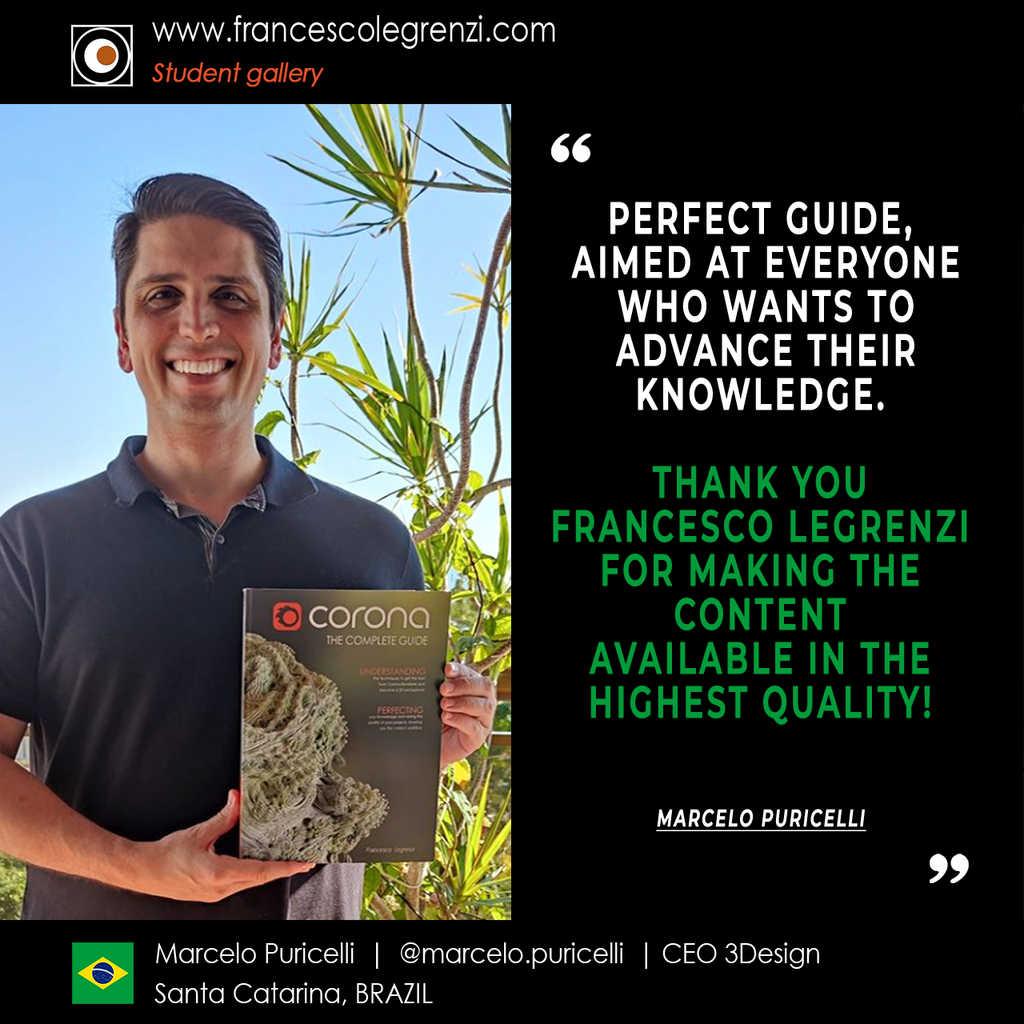 Corona THE COMPLETE GUIDE - Student Marcelo - ITA