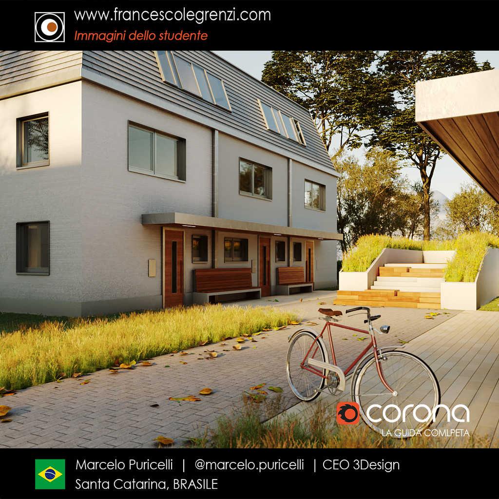 Corona LA GUIDA COMPLETA - Student Marcelo - Render 04