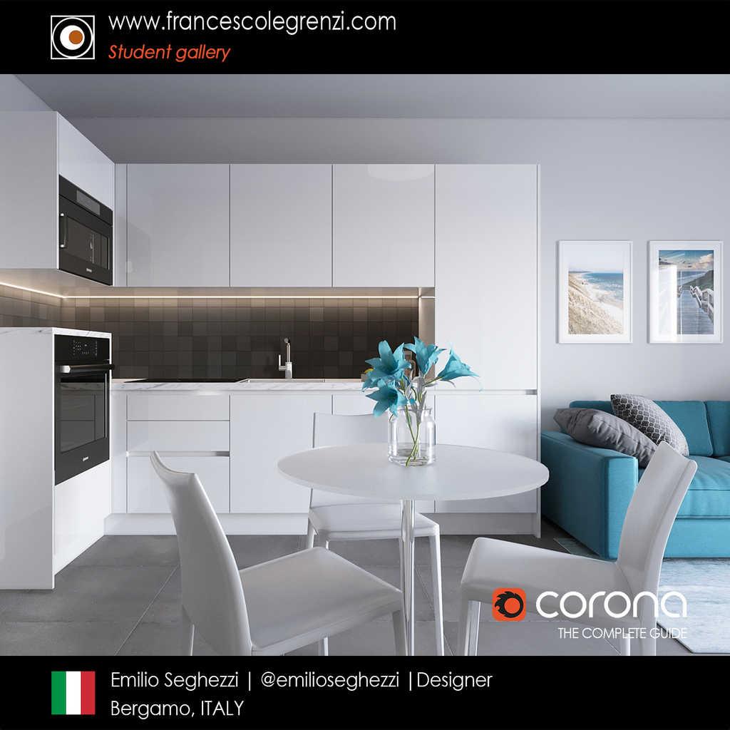Corona THE COMPLETE GUIDE - Student Seghezzi - Render 03