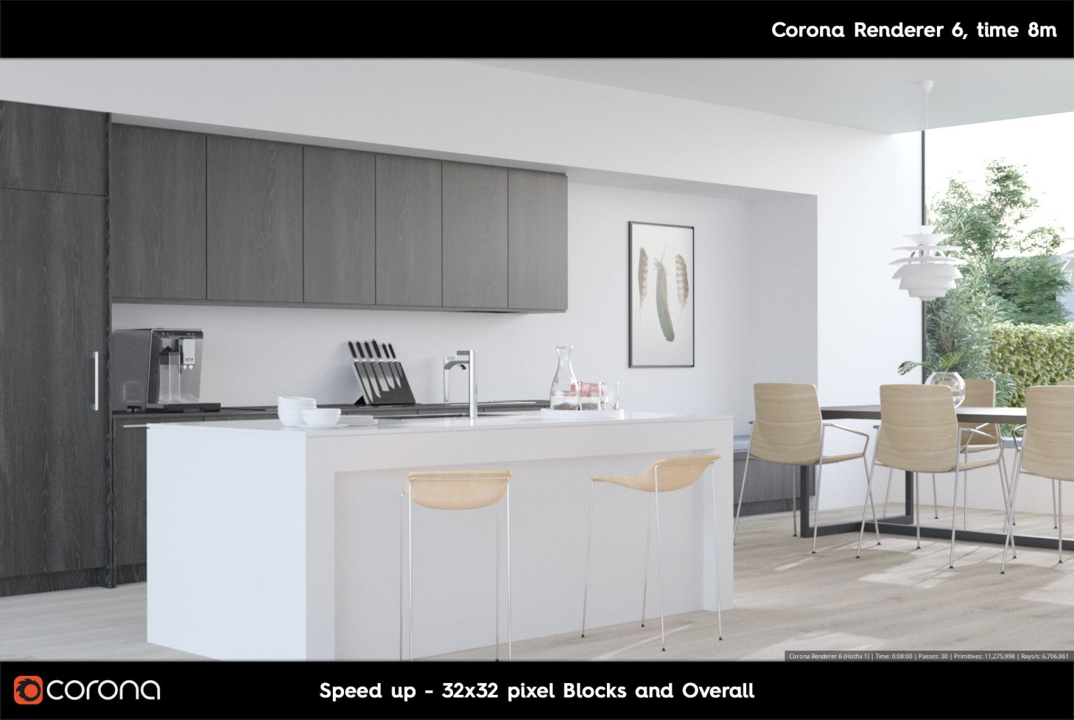 Corona Renderer 7: TUTTE LE NOVITA' - 32x32 B