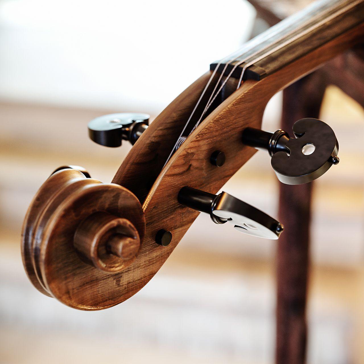 CoronaPhysicalMtl cosa è: violino