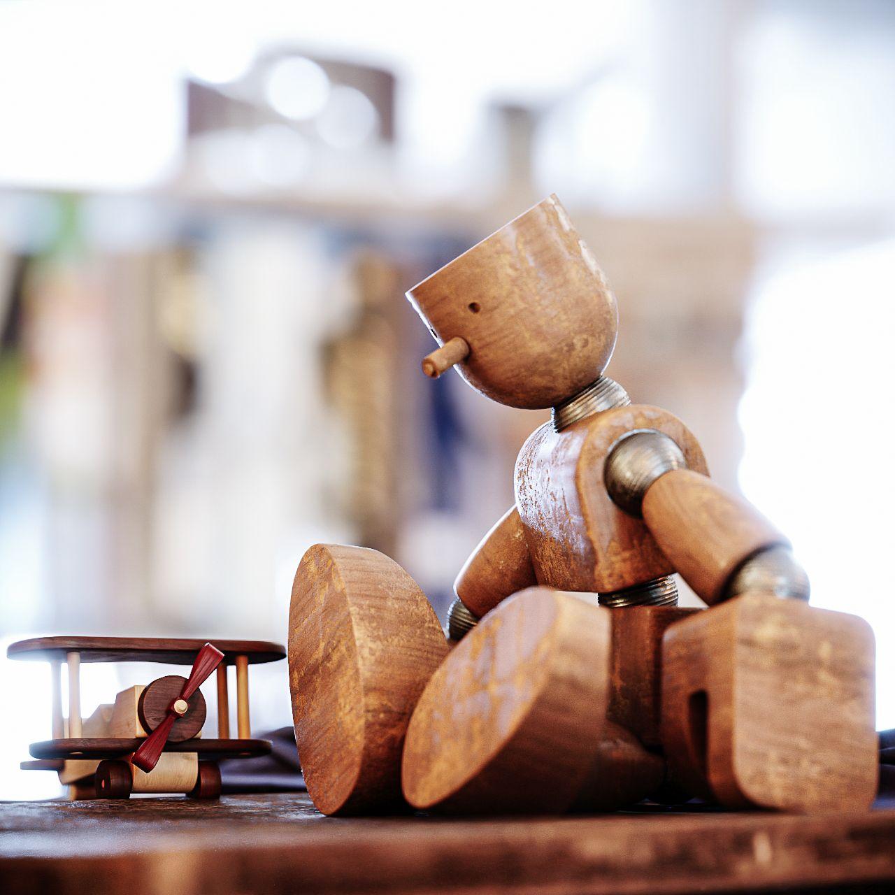CoronaPhysicalMtl cosa è: legno
